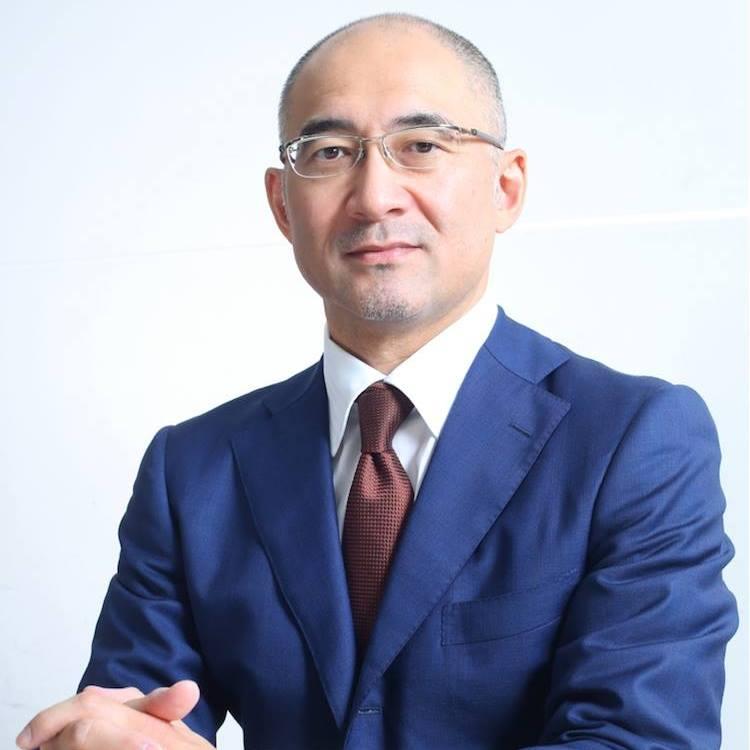 日本成長戦略研究所 代表取締役 導線経営コンサルタント 中丸秀昭 プロフィール写真