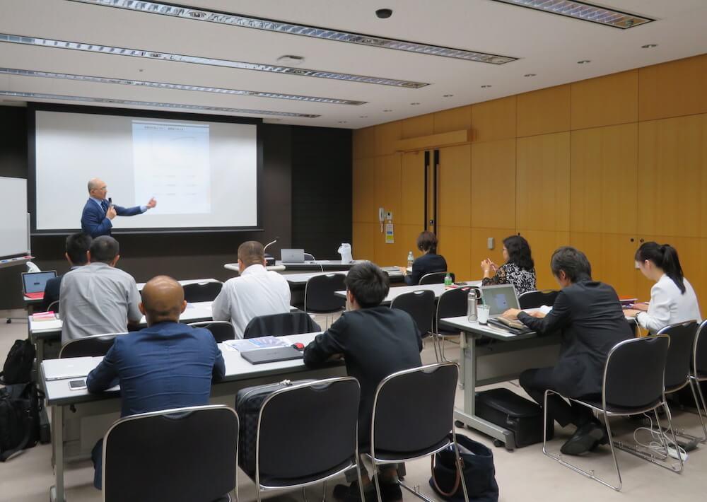 東京国際フォーラム経営者向けセミナー