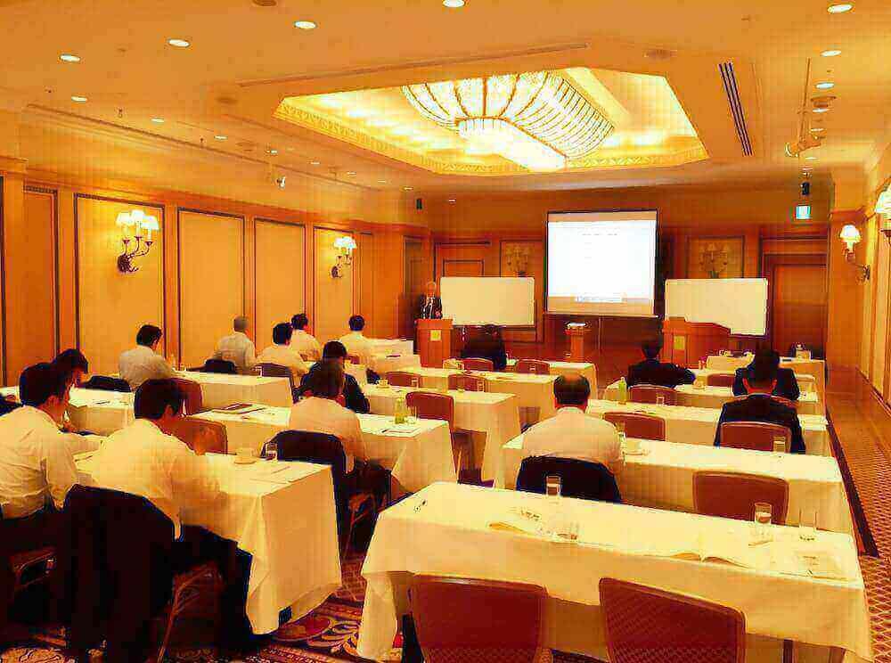 日本経営合理化協会主催_法人営業の戦略実務セミナー_帝国ホテル大阪